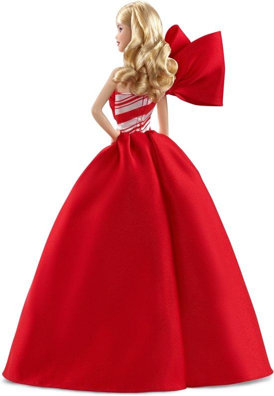 Barbie Holiday Pop 2019 Met Blonde Krullen - Barbiepop