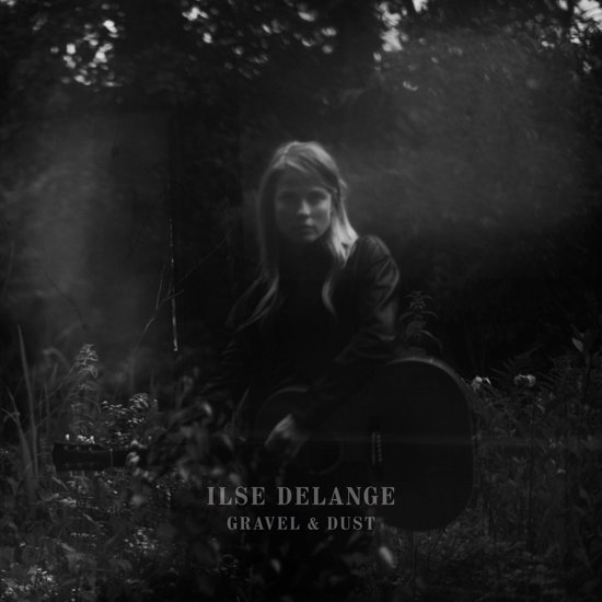 CD cover van Gravel & Dust (CD) van Ilse DeLange
