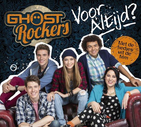 Ghost Rockers - cd Voor Altijd