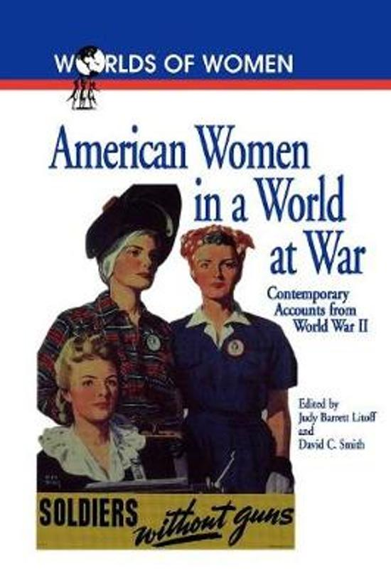 did the women in world war