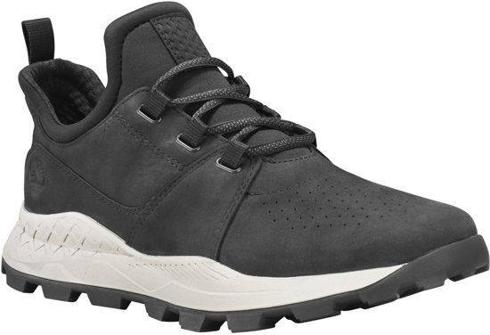 Timberland Brooklyn Lace Heren Sneakers Zwart Maat 40
