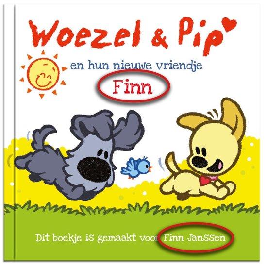 2b16f9d2715 bol.com | Woezel en Pip speel de hoofdrol in dit kinderboek met naam ...