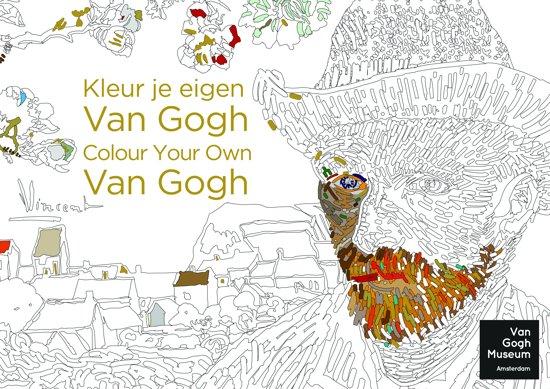 Kleur je eigen van Gogh/Colour your own van Gogh