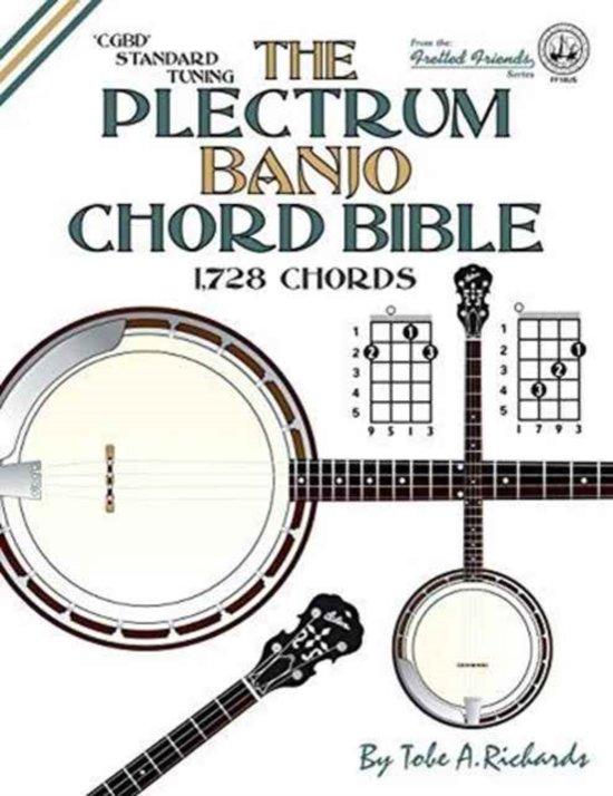 bol.com   The Plectrum Banjo Chord Bible: Cgbd Standard Tuning 1,728 ...