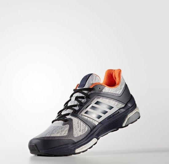 adidas Supernova Sequence 9 - Hardloopschoenen - Heren - 8 - Lgh Solid Grey