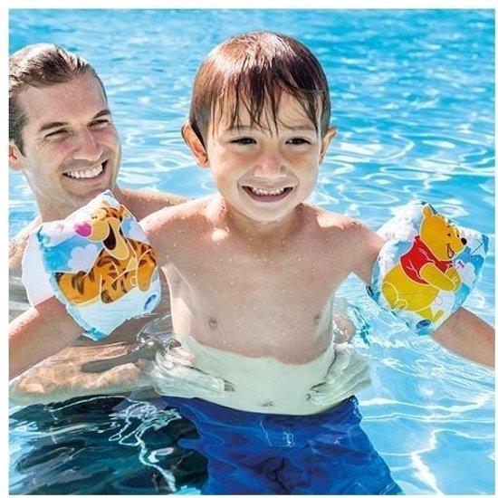 Zwembandjes Intex Winnie de Poeh 1-3 jaar