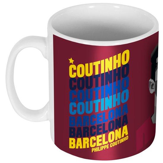 Coutinho Barcelona Portrait Mok