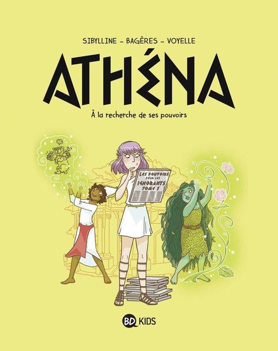 Athéna, Tome 02