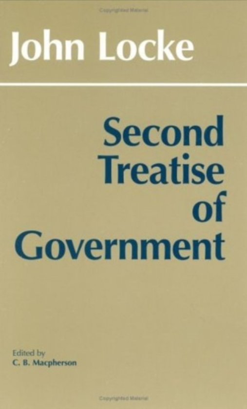 an introduction to lockes second treatise of government Chapter v analysis - john locke's second treatise title length color rating : john locke's second treatise, of civil government: putting sovereignty into the hands of the people - locke's second treatise, of civil government has the main idea of putting sovereignty into the hands of the people, and this was one of the main ideas.