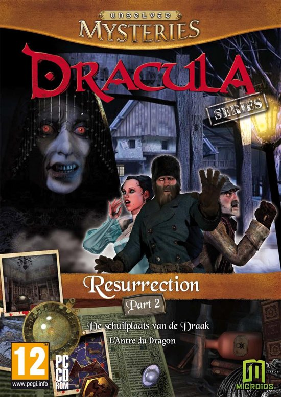 Dracula Series: Resurrection Part 2