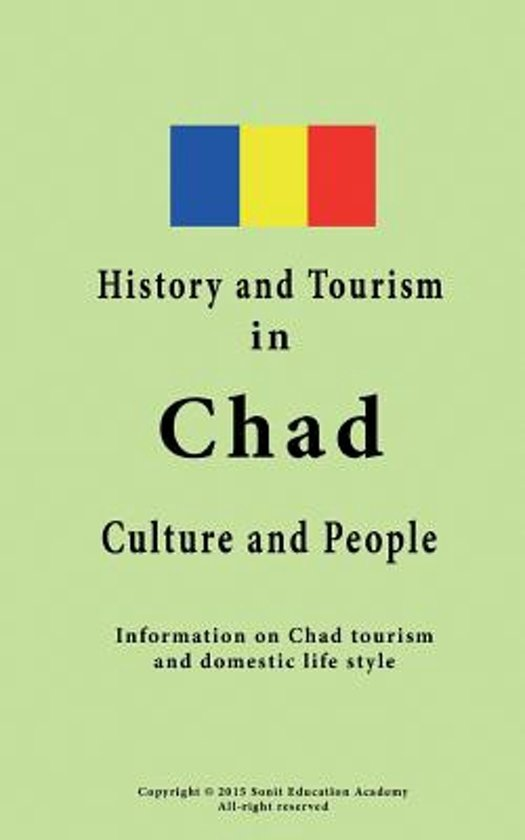 History and Tourism in Chad, Culture and People