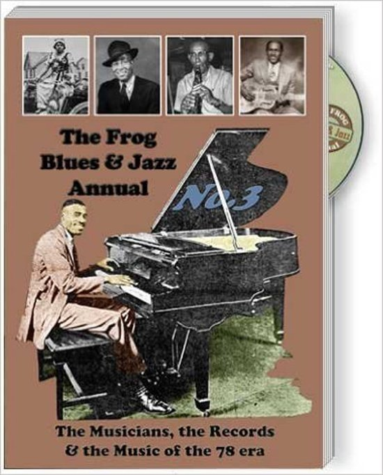 The Frog Blues & Jazz Annual Bd 3
