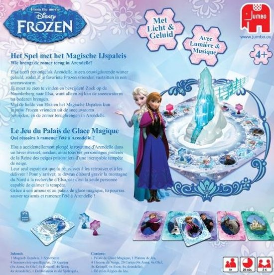 Frozen Magical Ice Palace - Kinderspel