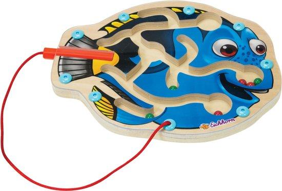 Eichhorn 100003625 - Puzzle mit Magnetfunktion, 20x15,5cm, Motorikspiel speelgoed voor motoriek