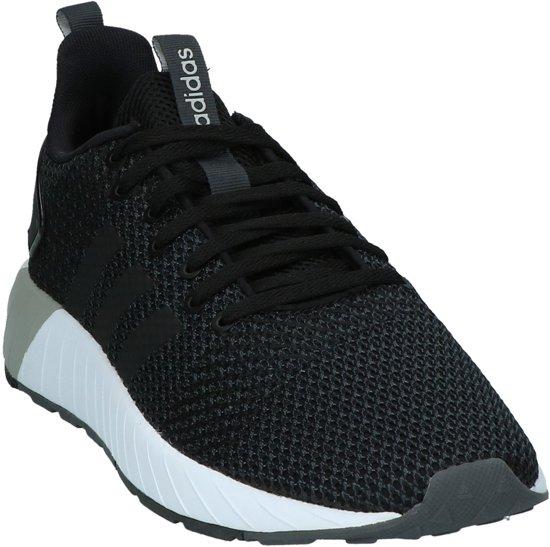 Heren Adidas Maat Core Questar Runner Black Grijs;grijze Byd 48 Sneaker awqwIvO