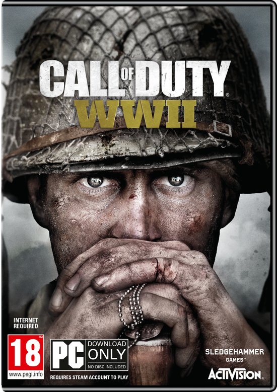Afbeelding van Call Of Duty: WWII - Windows - Code in a Box