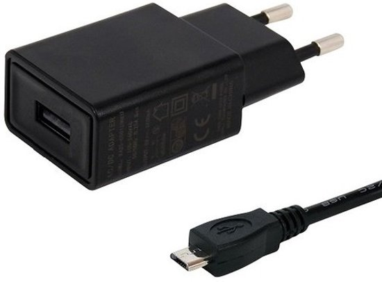 TUV getest 1.5A. oplader met USB kabel laadsnoer 1.2 Mtr. Huawei Ascend G615 G Play mini Y Ascend G620S Honor 3 Y200. �USB adapter stekker met oplaadkabel. Thuislader met laadkabel oplaadsnoer. in Lennik