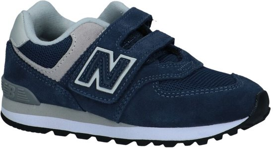 46606e62fd7 bol.com | New Balance Meisjes Sneakers Yv574/iv574 - Blauw - Maat 32