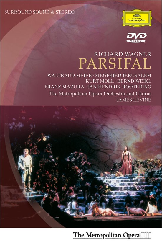 Parsifal (2DVD)