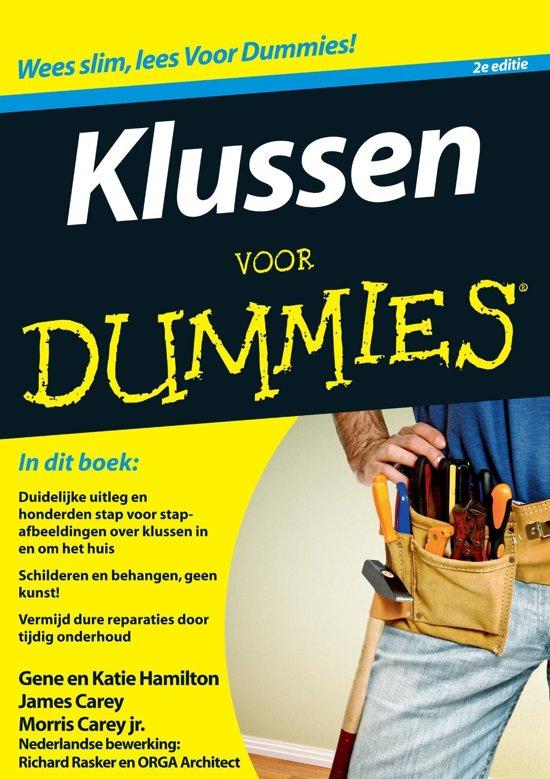Voor Dummies Klussen voor Dummies