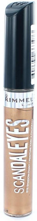 Rimmel London Scandaleyes Eye Shadow Paint Oogschaduw - 005 Golden Bronze