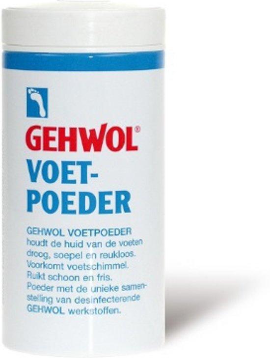 Gehwol Voetpoeder - Bij Zweetvoeten - 100gr