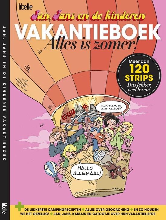 Jan Jans & Kinderen - Vakantieboek 2018