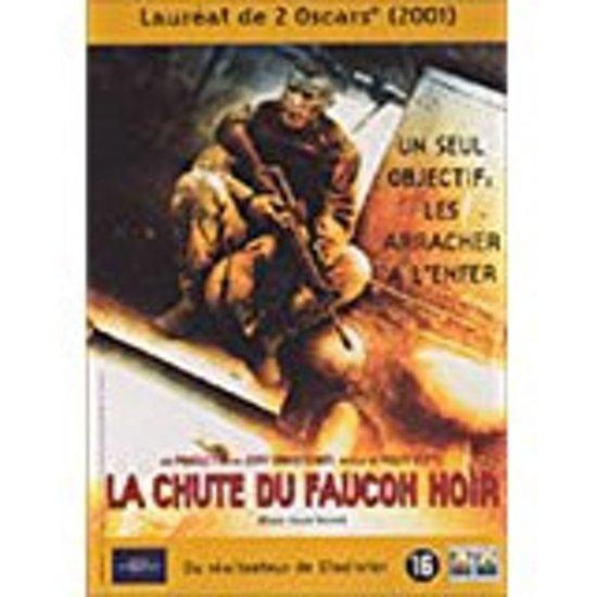 Cover van de film 'La Chute Du Faucon Noir'