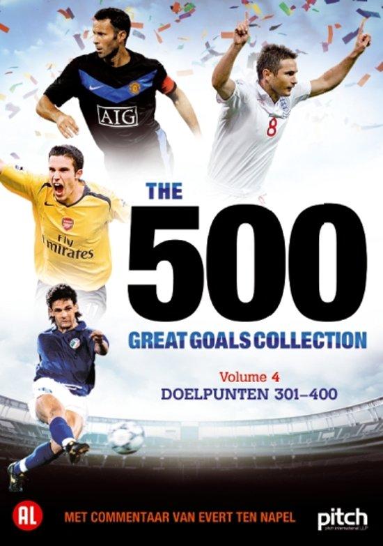 Cover van de film '500 Great Goals Vol.4'