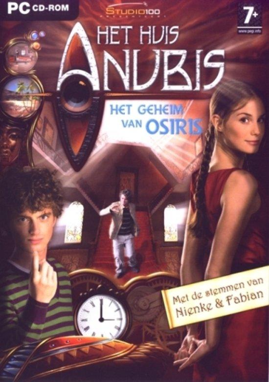 Huis Anubis - Het Geheim Van Osiris