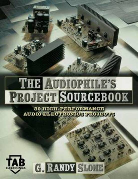 The Audiophile's Project Sourcebook