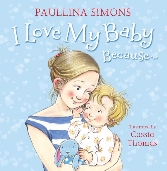 Bolcom I Love My Baby Because Ebook Paullina Simons