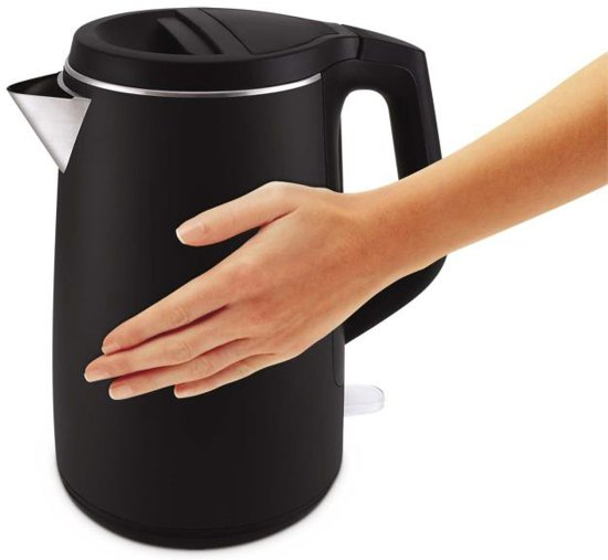Tefal KO3718 Safe To Touch Waterkoker - 1,5 L