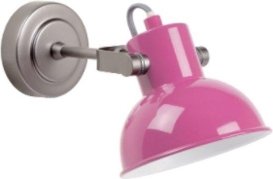 Kinderkamer Lamp Roze : Bol lucide wimpy wandlamp kinderkamer roze
