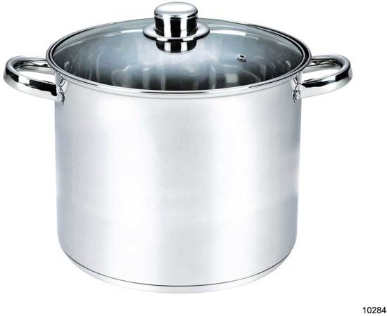 Soeppan 20 Liter.Michelino Rvs Soeppan Xxl Kookpan 20 Liter