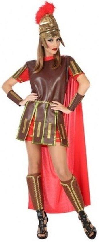 Carnavalskleding Xl Dames.Bol Com Gladiator Kostuum Set Dames Carnavalskleding Voordelig