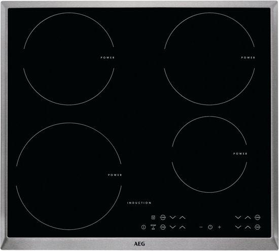 AEG HK634200XB - Inductie kookplaat - Inbouw