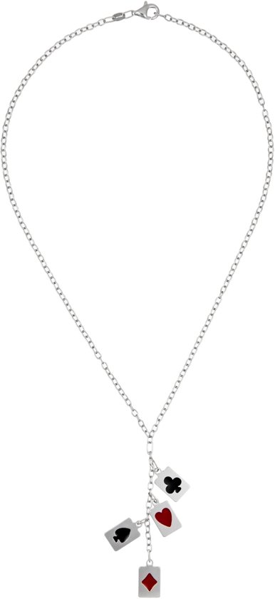 Orphelia Ketting 42Cm Sterling Zilver 925 ZK-2625