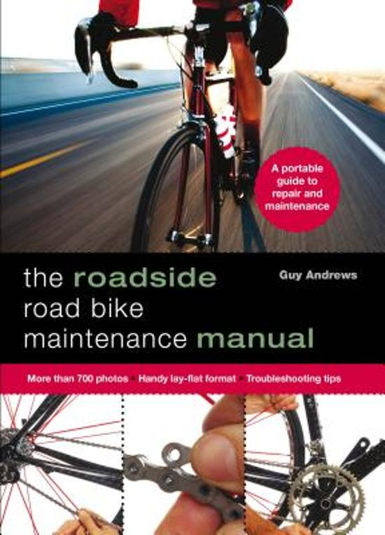 Roadside Road Bike Maintenance Manual