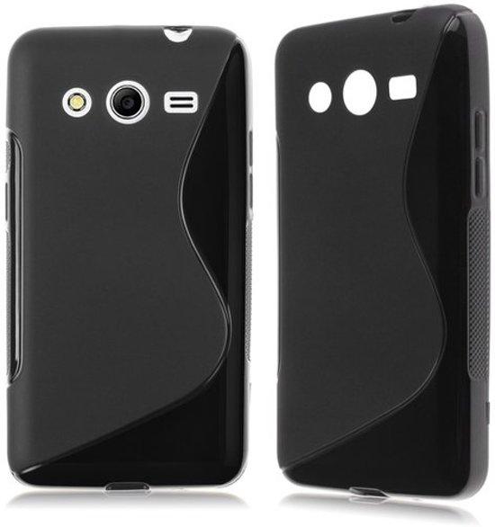 Bol samsung galaxy core prime ve silicone case s style hoesje samsung galaxy core prime ve silicone case s style hoesje zwart thecheapjerseys Gallery