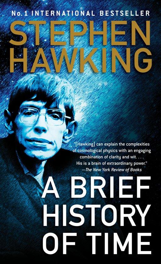 Boek cover Brief History of Time van Stephen Hawking (Paperback)