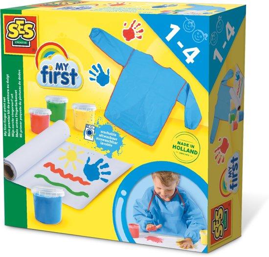SES My first- Mijn eerste vingerverf set