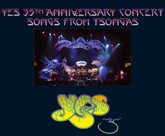 Yes - 35th Anniversary Concert