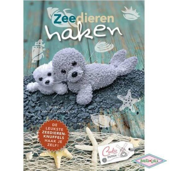 Bolcom Zeedieren Haken 9789492636119 Stefanie Trouwborst