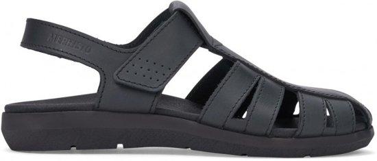 Heren 41 Sandalen Zwart Mephisto Maat 8dp0ww