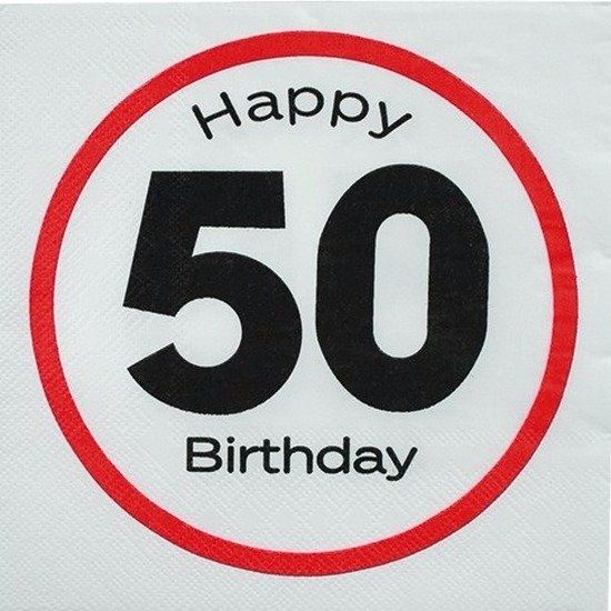 50 Jaar Bord