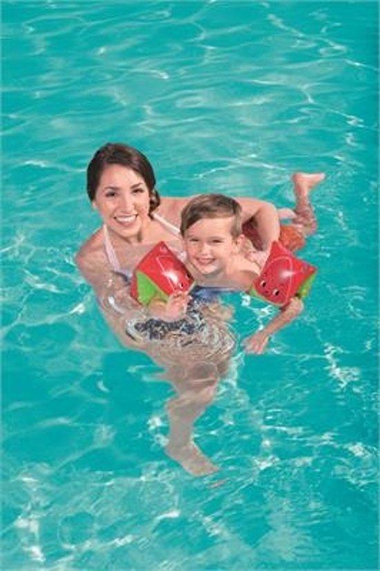 Zwembandjes - Zwemvleugels - Armbandjes - Bandjes - Zwemvleugel - Zwemband - Zwembanden - Bandjes - Rood