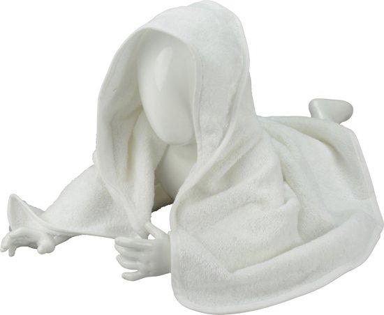 A&R Babiezz™ Babycape 100% Katoen Wit