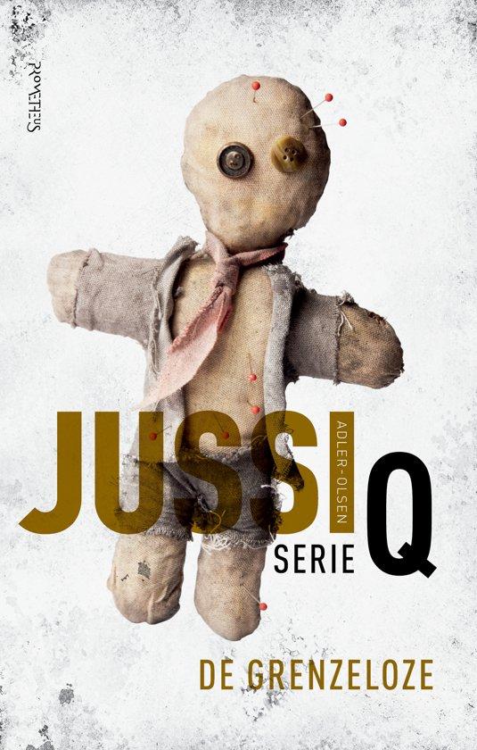Boek cover Serie Q 6 - De grenzeloze van Jussi Adler-Olsen (Onbekend)