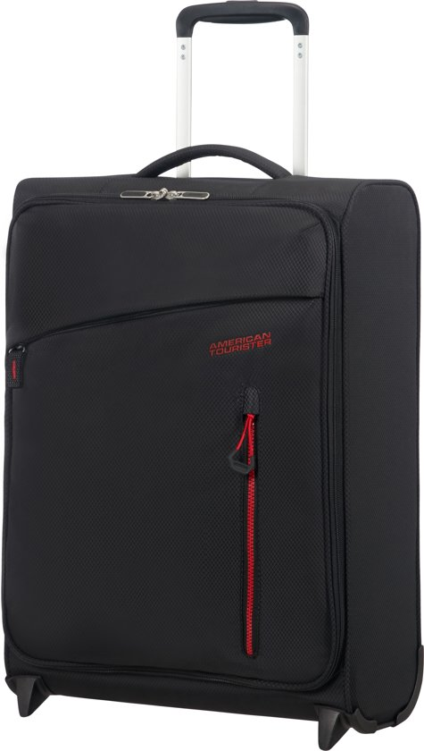 American Tourister reiskoffer - LITEWING UPRIGHT 55/20 (Handbagage) Zwart